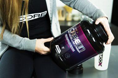 Nahrungsergänzungsmittel zur Verbesserung der Schlafqualität und Verbesserung des Muskelwachstums