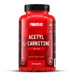 Acetil L-Carnitine - Suplemento para aumentar endurance