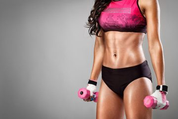 Tips to lose belly fat and get ripped abs