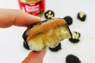 Receta de bombones de plátano – Receta fitness