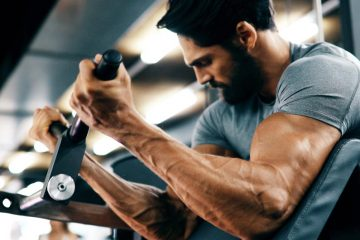 Weight training: low or high reps?