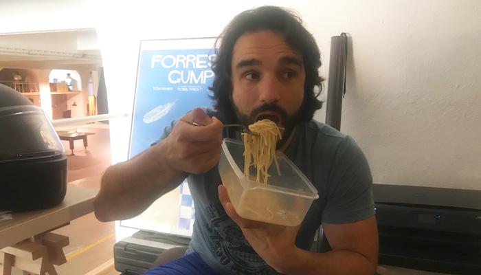 O que comer antes do treino: hidratos de carbono - Bruno Salgueiro