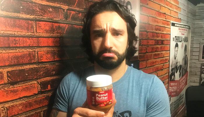 Bruno Salgueiro - O que comer antes do treino: gorduras (manteiga de amendoim)