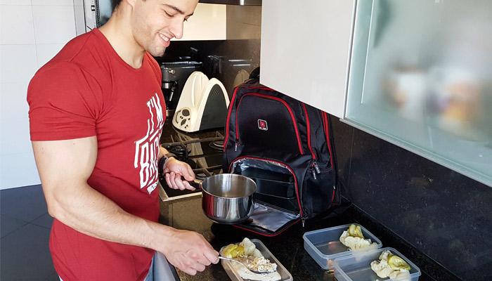 Corpo definido: várias refeições ao dia - Nuno Feliciano