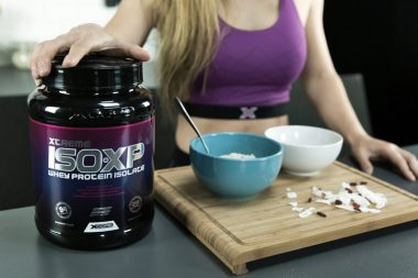 Food and supplements for gain muscle mass