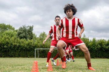 Os melhores suplementos para jogadores de futebol