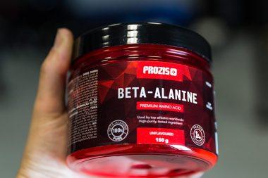 Beta-alanina para desempenho dos músculos