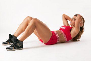 Como perder barriga? Segue os 4 passos da Raquel Henriques!