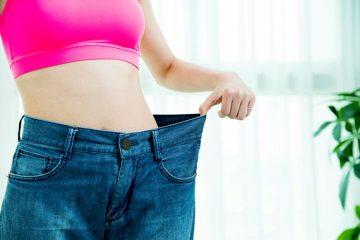 Come perdere i chili acquistati durante l'estate?