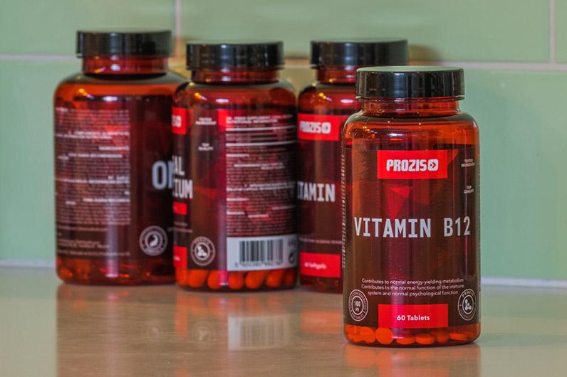 Vitamina B12 Prozis
