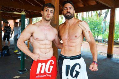 Ganar masa muscular sin gimnasio: Yerai Alonso