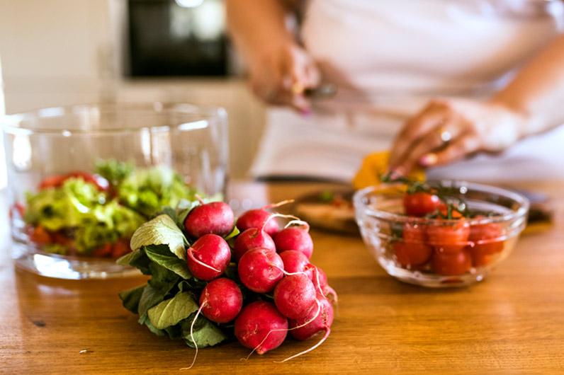 Reeducación alimentaria: alimentos