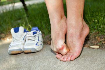 Come curare le bolle dei piedi