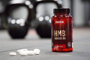 HMB – Para um crescimento muscular mais eficaz