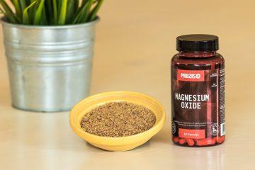 Suplementos de magnésio têm um papel importante no desempenho muscular