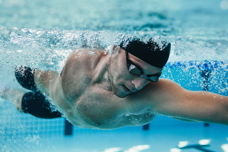 Creatine: supplement for swimmers