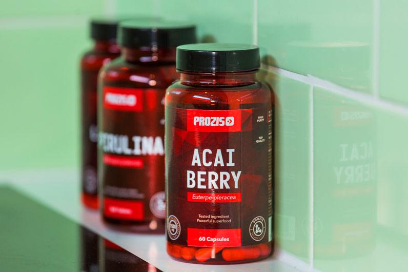 Açaï berrys - Complément et antioxydant