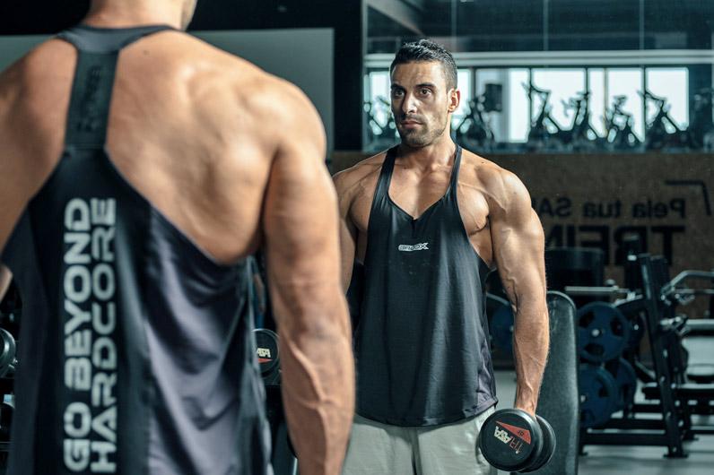 Programma base di allenamento per sviluppare muscoli e definizione