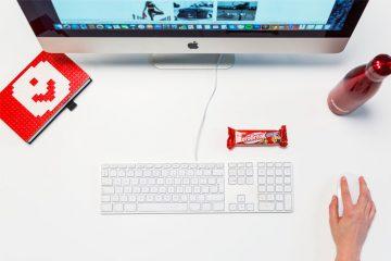 5 Formas de te manteres saudável quando trabalhas num escritório