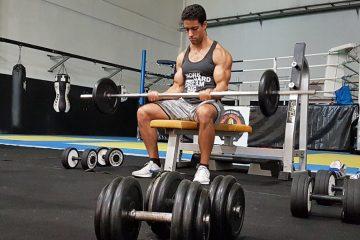 Musculação: Plano de treino de bíceps – Nível Intermédio