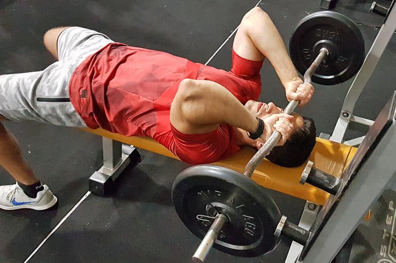 Musculação: Plano de treino de tríceps - Nível Avançado