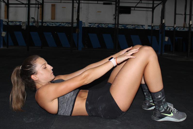 Abdominales: ejercicios para perder la barriga