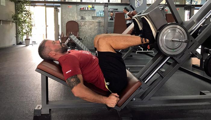 Esercizi per le gambe sono fondamentali per la salute di cervello