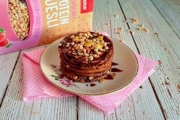Come preparare i pancake proteici