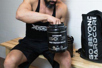Bodybuilding mit proteinreicher Ernährung ist gesünder