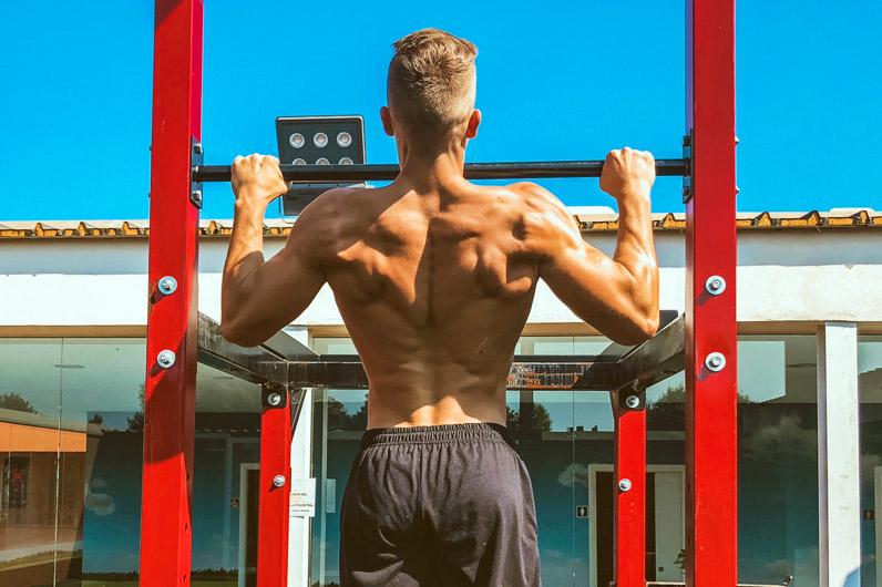 Esercizi dorsali: I migliori esercizi per una schiena forte e muscolosa