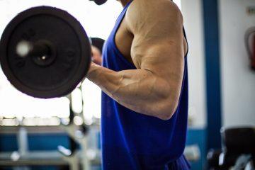 Frequência, volume e intensidade em hipertrofia muscular