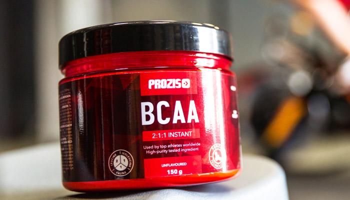 BCAA's : Acide aminés essentiels