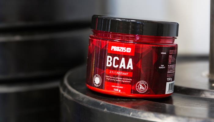 BCAA - Acides aminés essentiels
