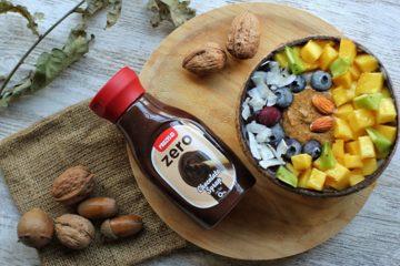 Porridge proteico con mango – Receta proteica