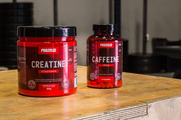 Can I combine creatine with caffeine?