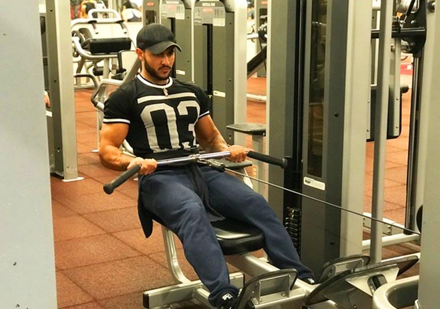 Musculation: Programme d'entraînement pour le dos