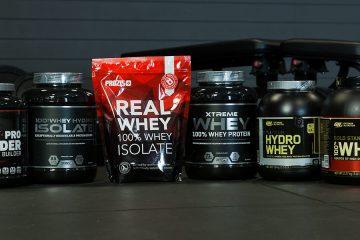 Welche sind die besten Whey-Protein- Nahrungsergänzungsmittel?