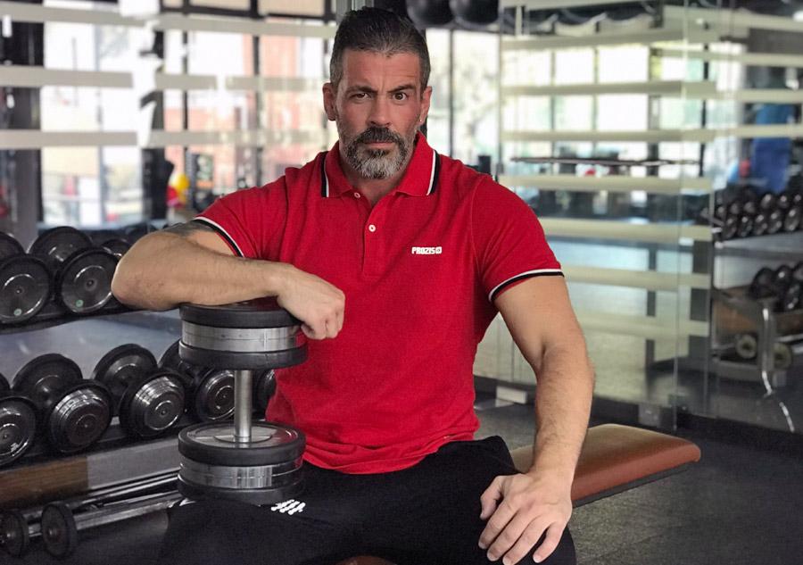 Como ganhar massa muscular sem usar cargas pesadas