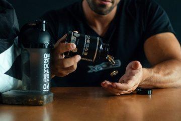 Paulo Fernandes: Os meus suplementos para ganhar massa muscular