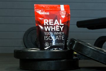 Protein isolate speeds muscle recovery