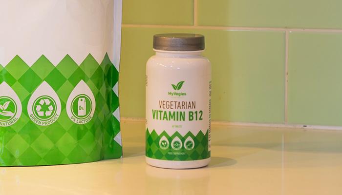 Vitamina B12 - Vegetariana