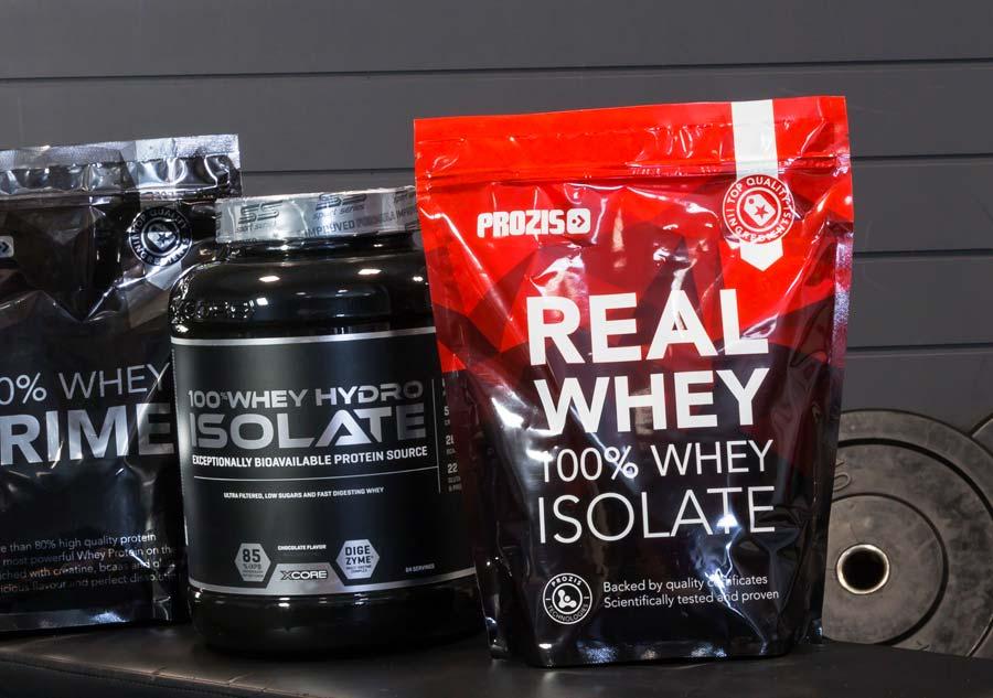 proteine whey isolate
