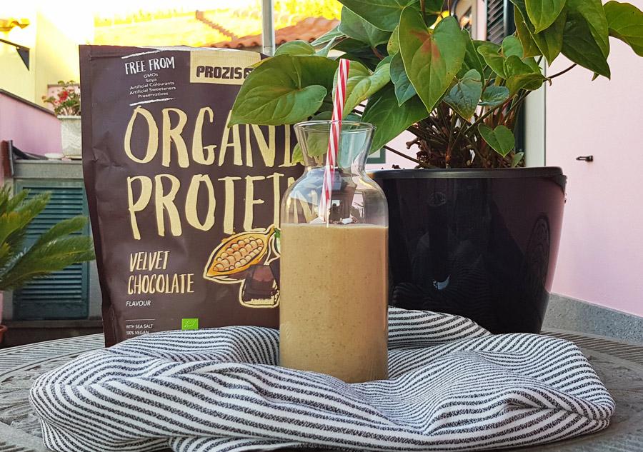 Como preparar um batido proteico substituto de refeição