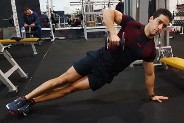Abdominals: tips and circuit workouts