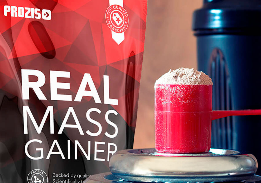 Real Mass Gainer Prozis