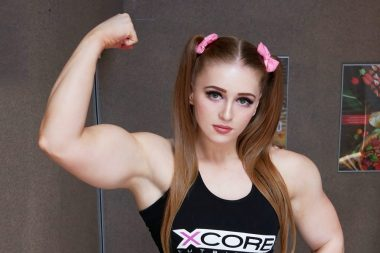 My diet and supplement plan by Julia Vins (Muscle Barbie)