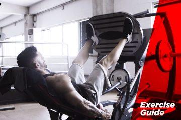 Exercício para pernas - leg press